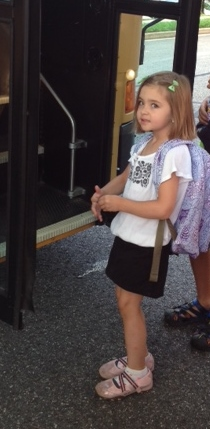Zoe First Day