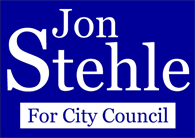 Jon Stehle for City Council
